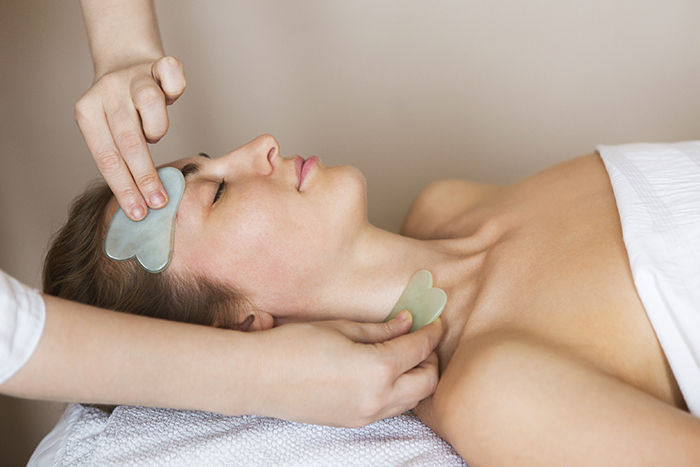 facial gua sha wilmington nc